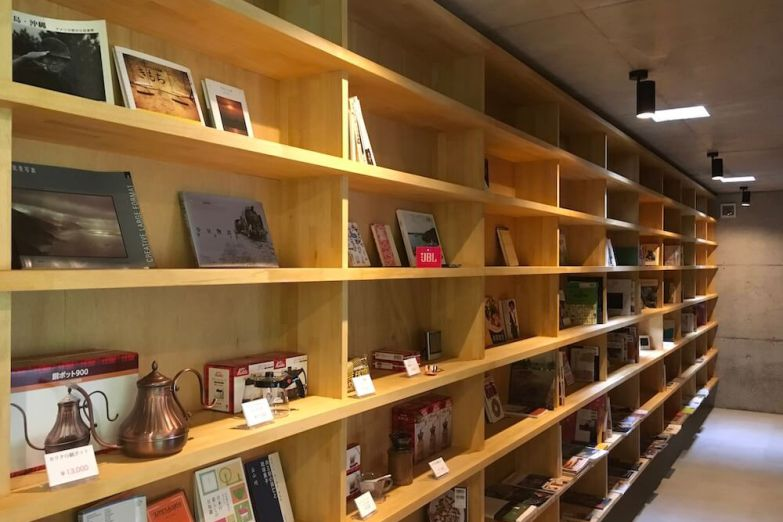 Bookcafe Okinawa Railのサムネイル